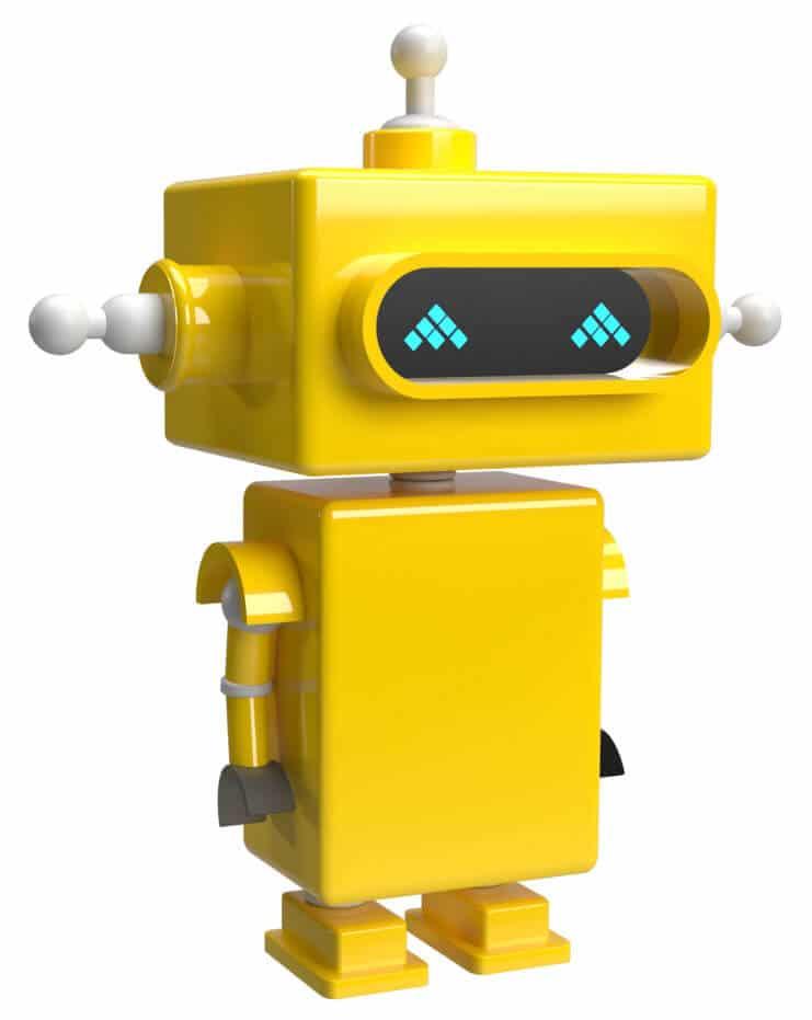 Waterloo Web Design PaintedRobot