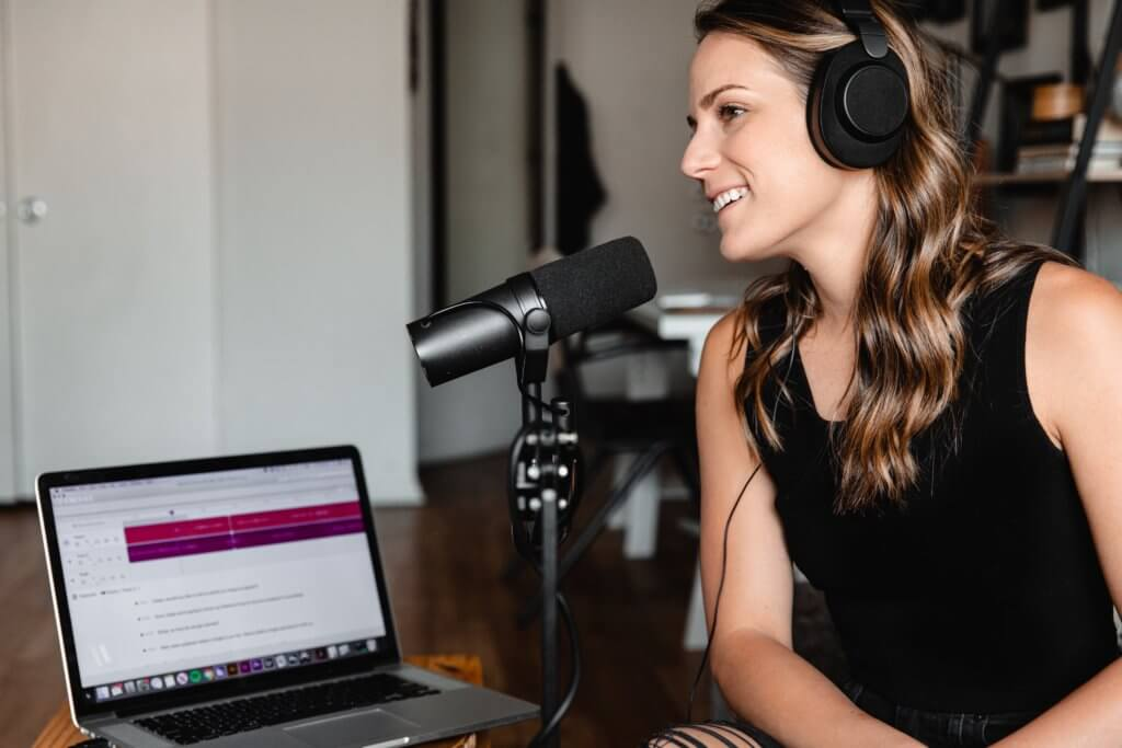 Webinars and podcasts